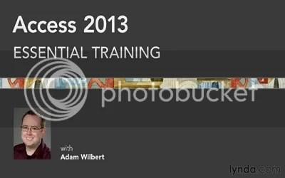 Lynda – Access 2013 Essential Training
