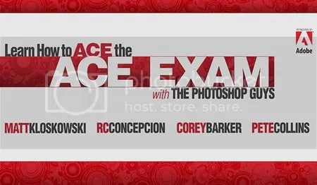 NAPP - Learn How to ACE the ACE Exam Webcast with The Photoshop Guys