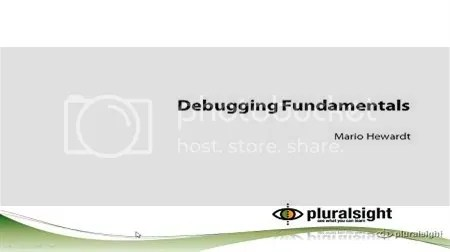 Pluralsight - Advanced Windows Debugging Part 1 and 2