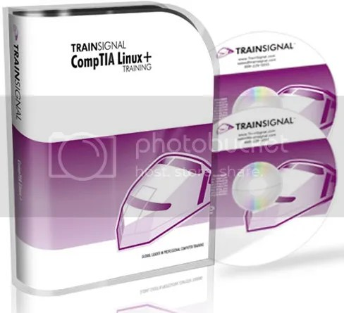 Trainsignal – CompTIA Linux+ Training (3 DVDs)