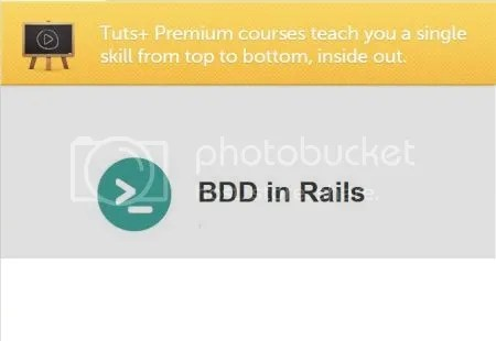 Tutsplus – BDD in Rails