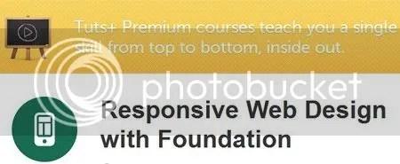 Tutsplus – Responsive Web Design with Foundation