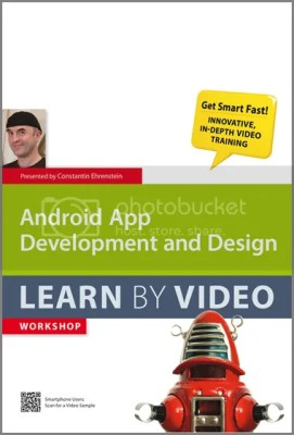Video2Brain – Android App Development and Design – Learn by Video