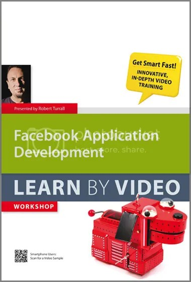Video2Brain – Facebook Application Development: Learn by Video