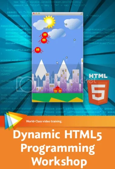 Video2brain - Dynamic HTML5 Programming Workshop