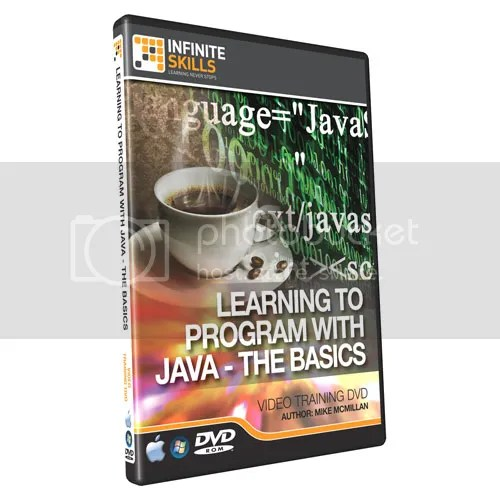 Infinite Skills - Beginners Java Programming