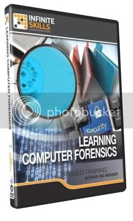InfiniteSkills - Learning Computer Forensics Training