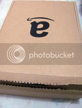 The Amazon Kindle Fire Box