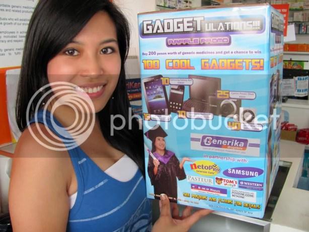 GADGETulations!!! Dropbox Poster (February 2012)