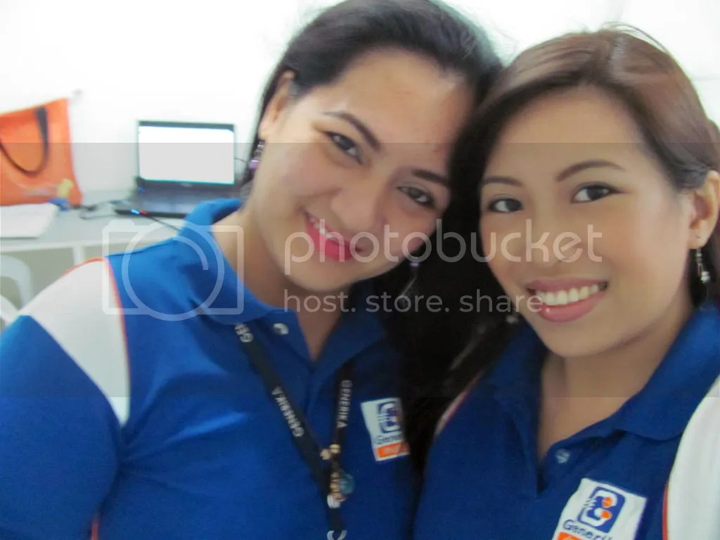 With Ms. Annie :)