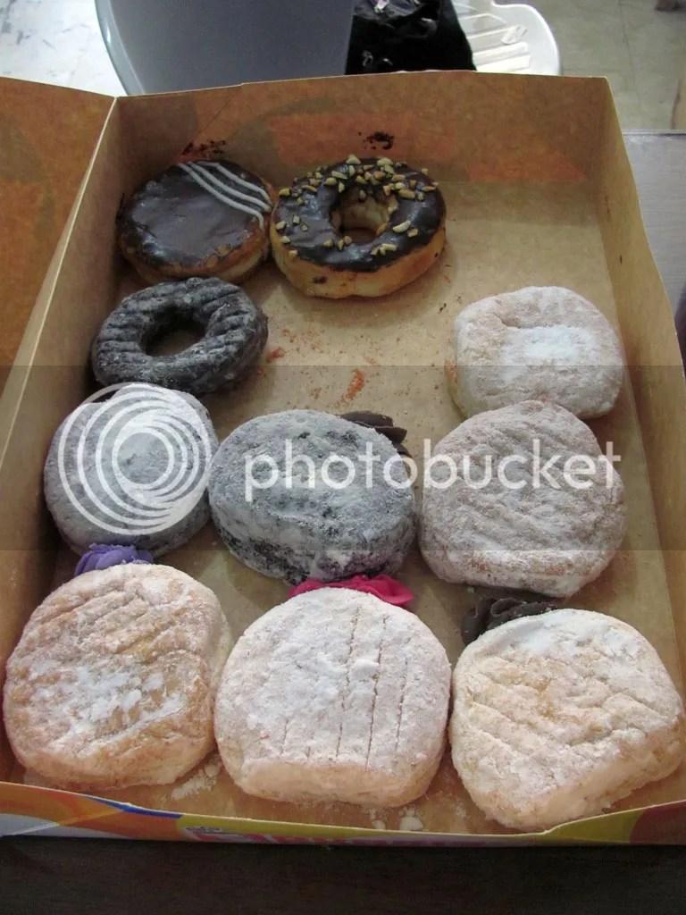 Dozen Dunkin Donuts