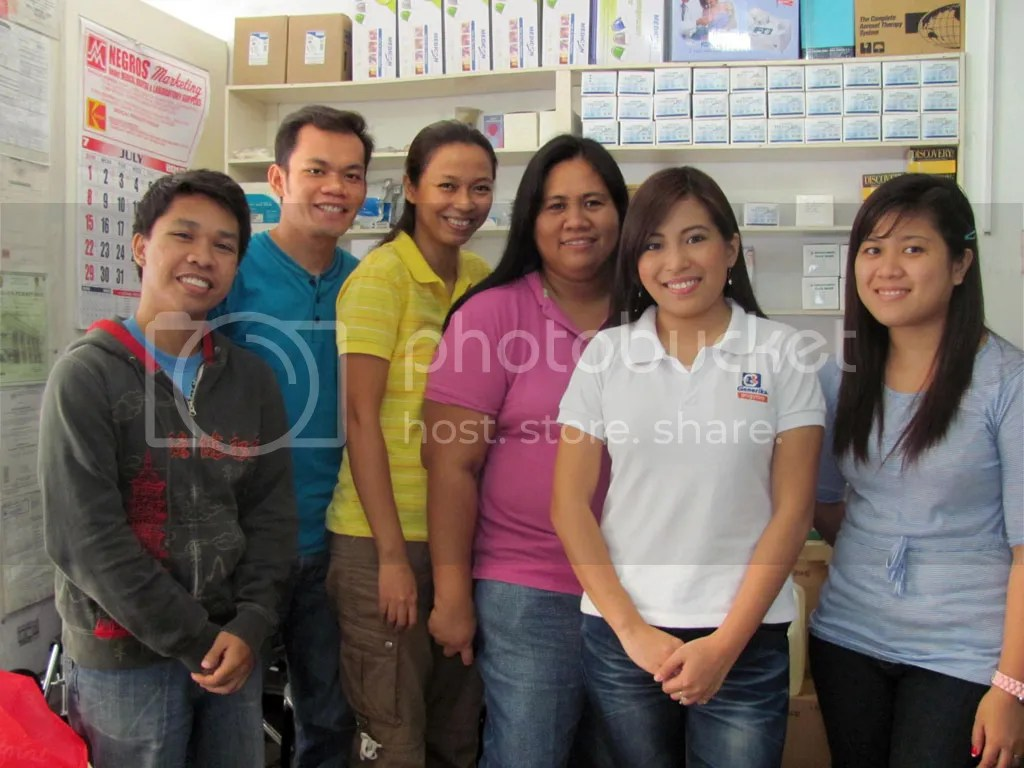 With Libertad Bacolod Trainees