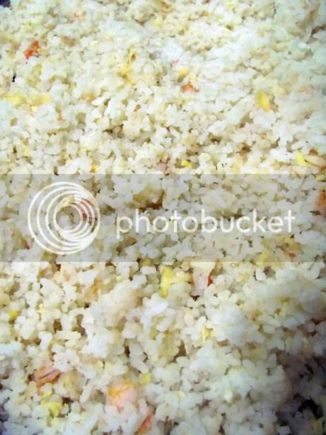 Fried Rice c/o Papa