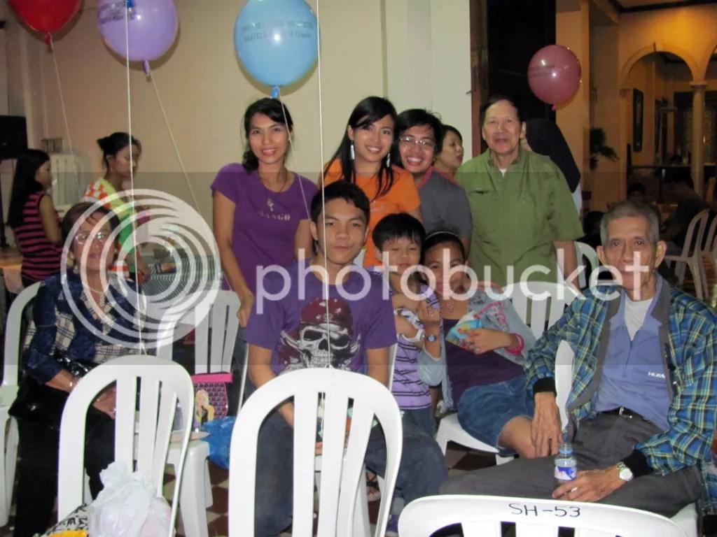 At Asilo in Manila