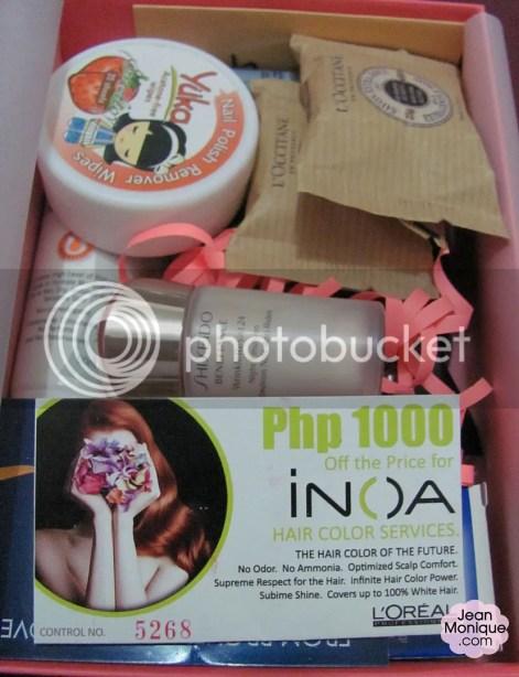 November 2012 BDJ Box