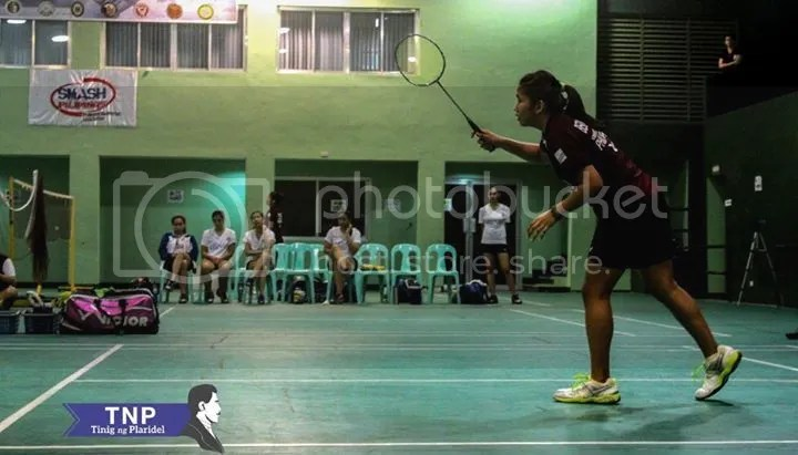 File Photo. UP women's badminton team opens title bid with a win against FEU, 4-1, in the 78th season of UAAP at the Rizal Memorial Badminton Hall, Saturday.