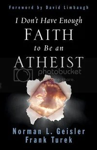 I Don't Have Enough Faith to be an Atheist cover