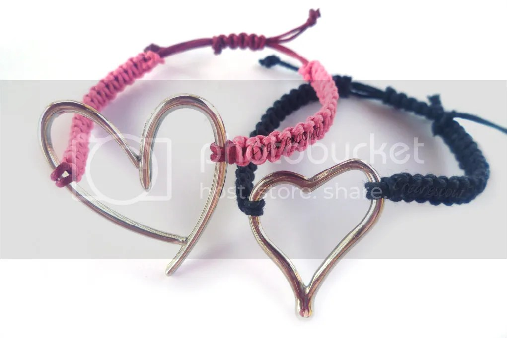 friendship bracelet tutorial square knot