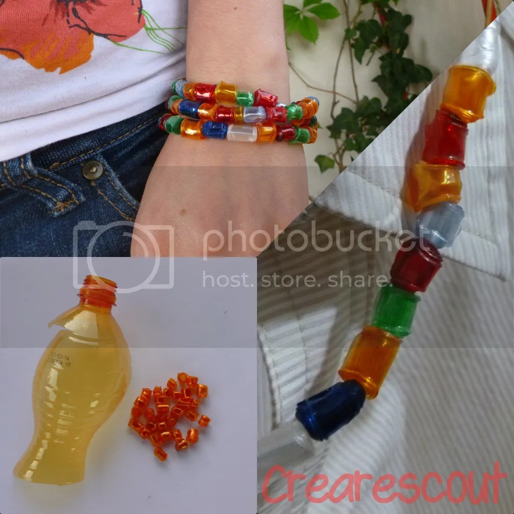 plastic beads necklace and bracelet how to