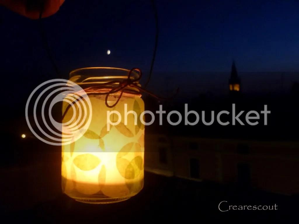 Scout lanterna