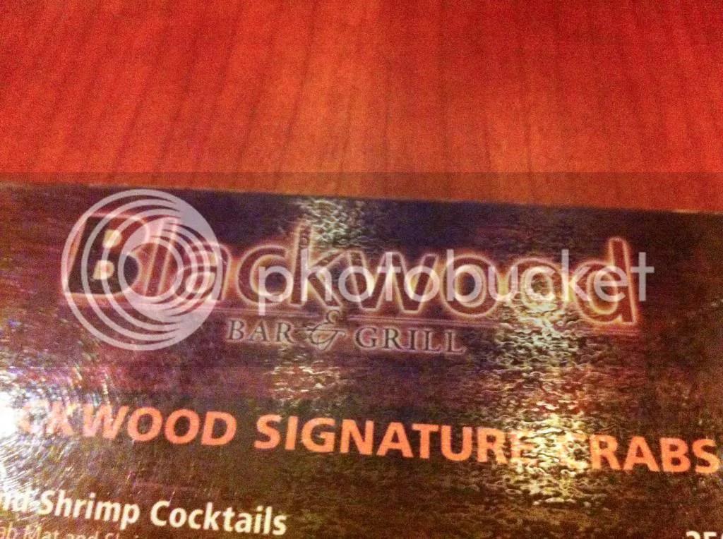 Blackwood Bar and Grill (Blackwood Bistro)