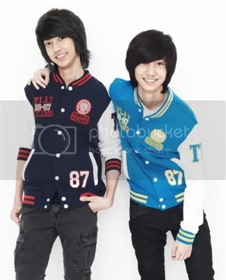 Youngmin and Kwangmin [BOYFRIEND] Pictures, Images and Photos