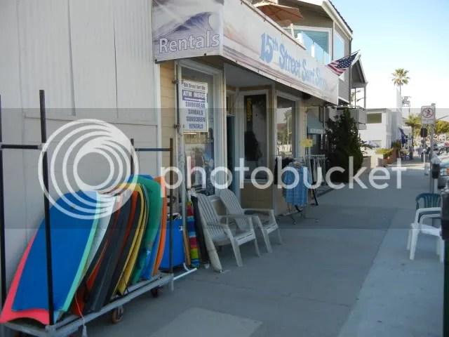 15th Street Surf Newport Beach
