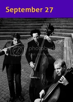 PROJECT Trio performs with the Kansas City Symphony on Sept. 27