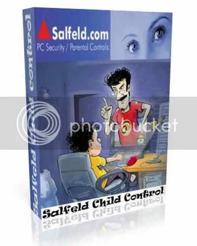 حجب المواقع و الصور الإباحية برنامج Salfeld Child Control