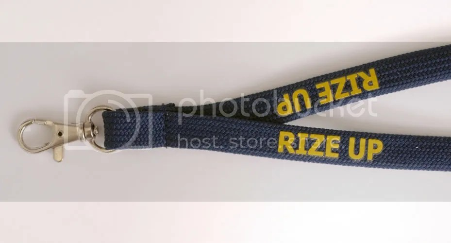 lanyards for trade shows