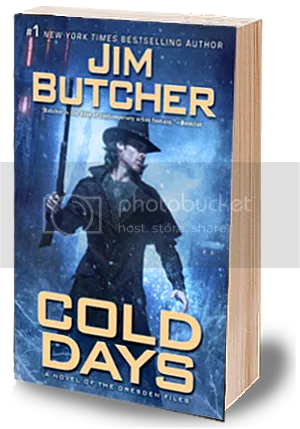 Cold Days by Harry Dresden
