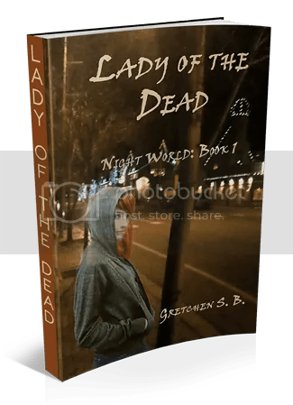 Lady of the Dead – Review & a Recipe & a Radio Show #BTR