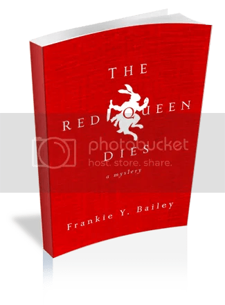 "Through the looking glass & ""The Red Queen Dies"" by @FrankieYBailey"