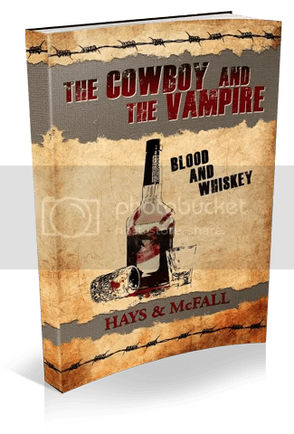 Blood and Whiskey – Cowboy & a Vampire (review & a recipe)