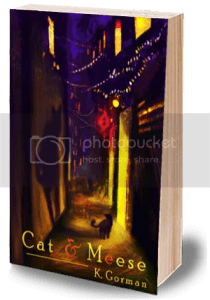 Cat and Meese by K. Gorman