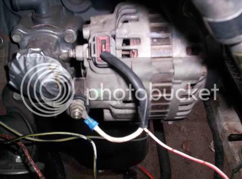 S13 Alternator Wiring Question - Nissan Forum