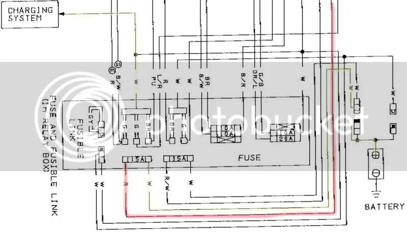 S13 Alternator Wiring Question