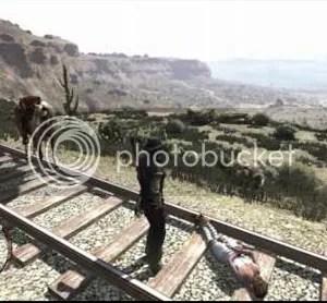 Red Dead Redemption Dastardly achievement