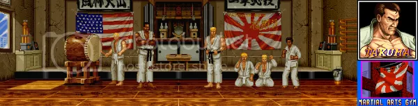 Art of Fighting Dojo