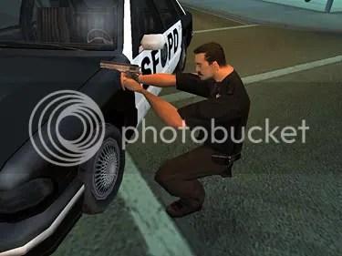 San Andreas Cop