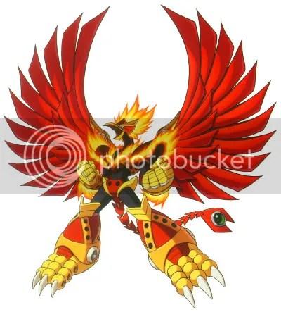Mega Man X6 Blaze Heatnix