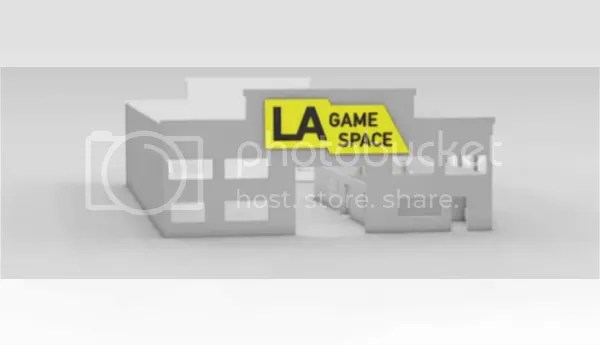 LA Game Space concept building