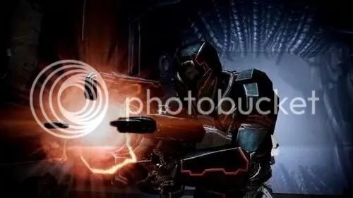 Mass Effect Terminus Armor