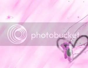 Ballet -PIIIIIIIINK - PowerPoint Background