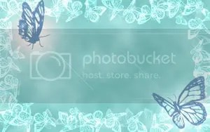 Butterflies for Powerpoint 2 - PowerPoint Background