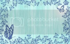 Butterflies for Powerpoint - PowerPoint Background