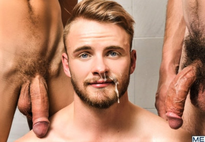 Too Much To Handle: Jackson Traynor, Kaleb Stryker, Liam Wood