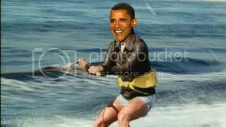 Obama jumping the shark