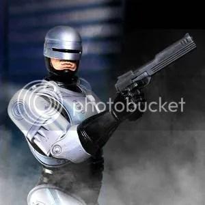 Alex Murphy/RoboCop