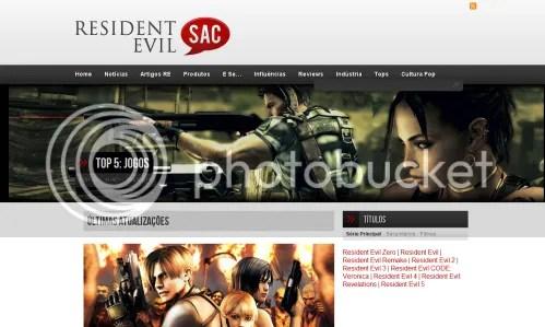 Resident Evil SAC